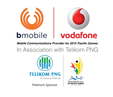Mobile Communications Provider for the 2015 Pacific Games