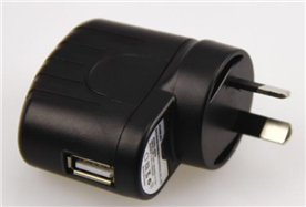 Vodafone Single USB AU Travel Charger 5V1A